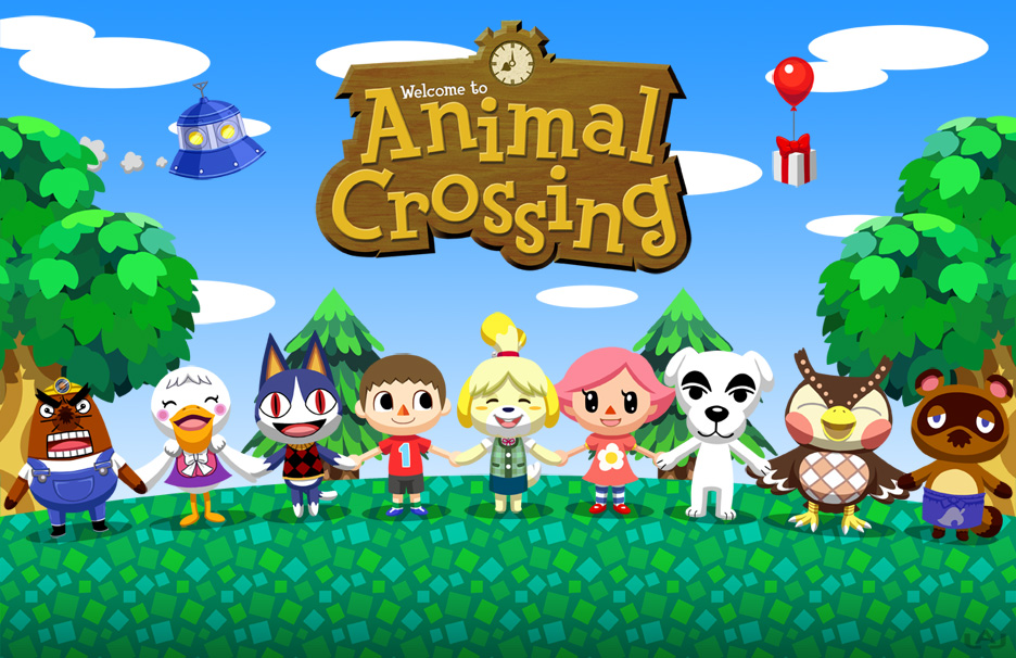 Animal Crossing By Red Flare On Deviantart