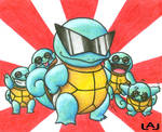 The Squirtle Squad