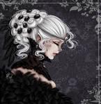 Black Swan by Harpyqueen