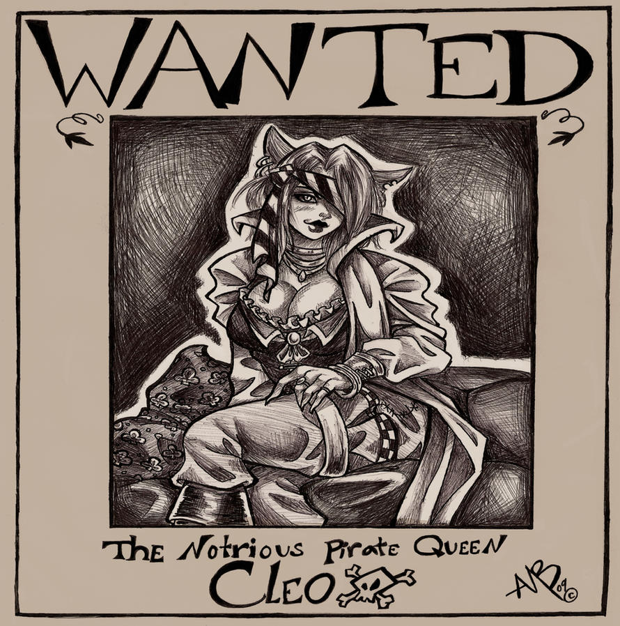 Wanted by Harpyqueen