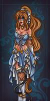 dragon girl Ikia