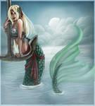 pirate mermaid commission