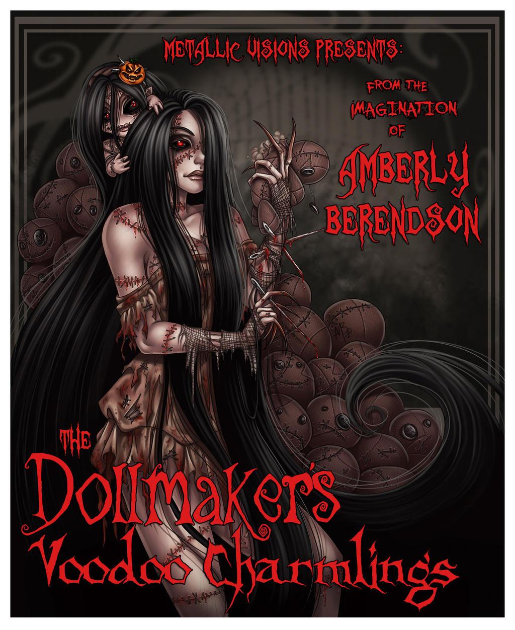 dollmakerPRINT by Harpyqueen