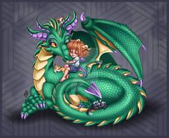Mom's Dragon