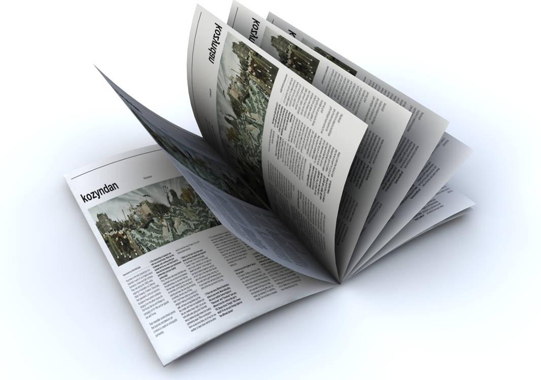 c4d mograph magazine by hamsonb on DeviantArt