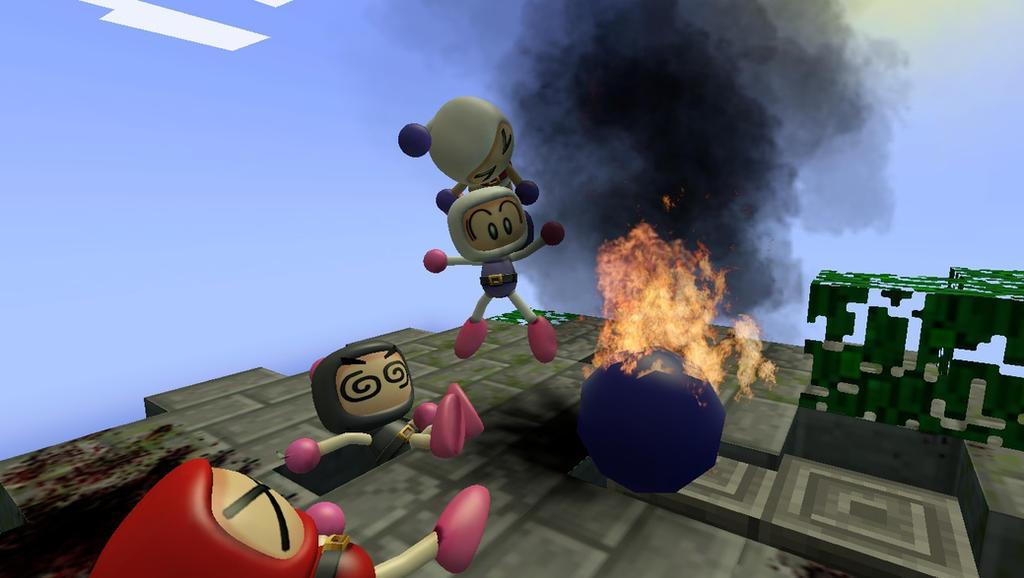 Gmod Stuff - Bomberman by SuperMario64Ds