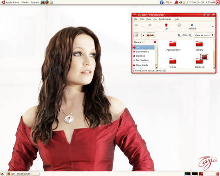 October Screenshot 2006