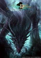 Dragon Chronicles - Shadow Dragon by RobertCrescenzio