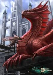 Dragon Chronicles - King of the Dragons by RobertCrescenzio
