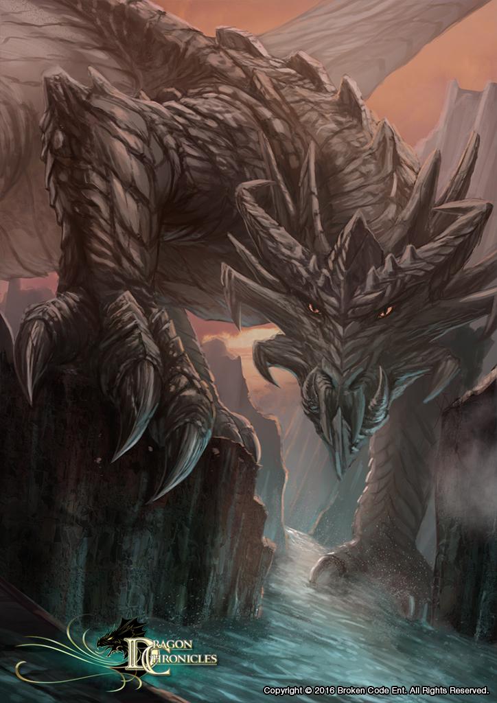 Earth Dragon: Earth Dragon By RobertCrescenzio On