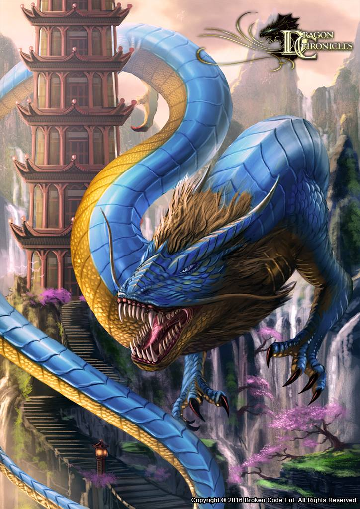 dragon chronicles ancient chinese dragon by robertcrescenzio on