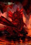 Dragon Chronicles - Volcanic Whelp (Dragon)