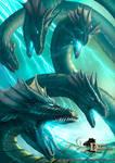 Dragon Chronicles - Lightning Hydra