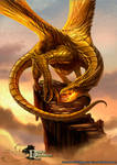 Dragon Chronicles - Golden Dragon
