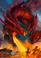 Dragon Chronicles - Dragons Fury (Video included) by RobertCrescenzio