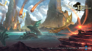 Dragon Chronicles - Dragon Battle