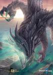 Dragon Chronicles - Armored Sky Dragon
