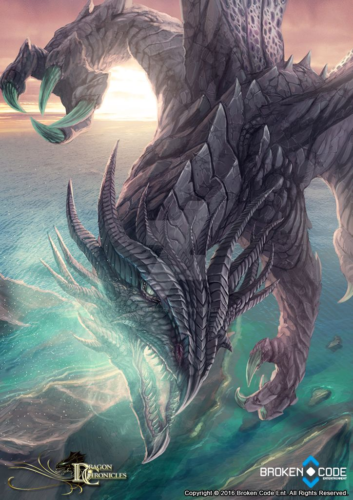 Dragon Chronicles Armored Sky Dragon By Robertcrescenzio On Deviantart