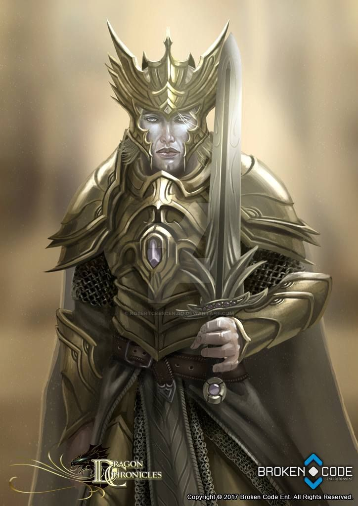 Dragon Chronicles - The Kings Guard by RobertCrescenzio