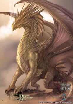 Dragon Chronicles - Divine Dragon