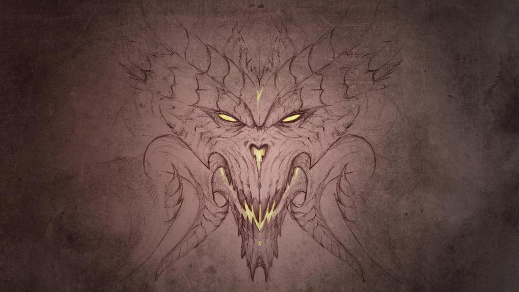 Diablo 3 - Wallpaper by RobertCrescenzio