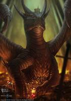 Dragon of Greed - Dragon Chronicles by RobertCrescenzio
