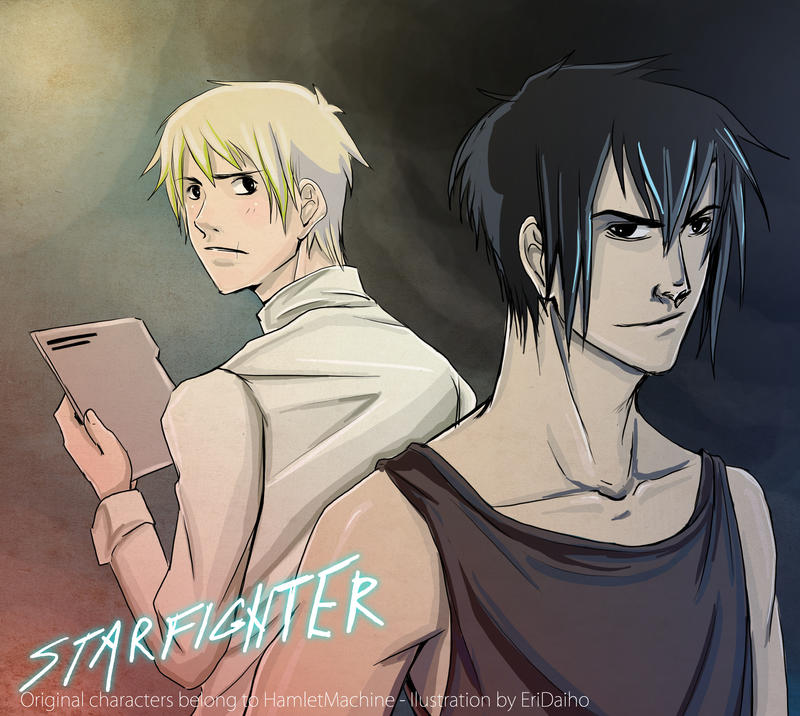 Cain And Abel Starfighter
