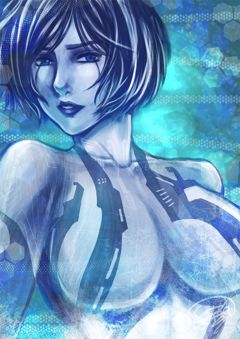 Cortana by EriDaiho