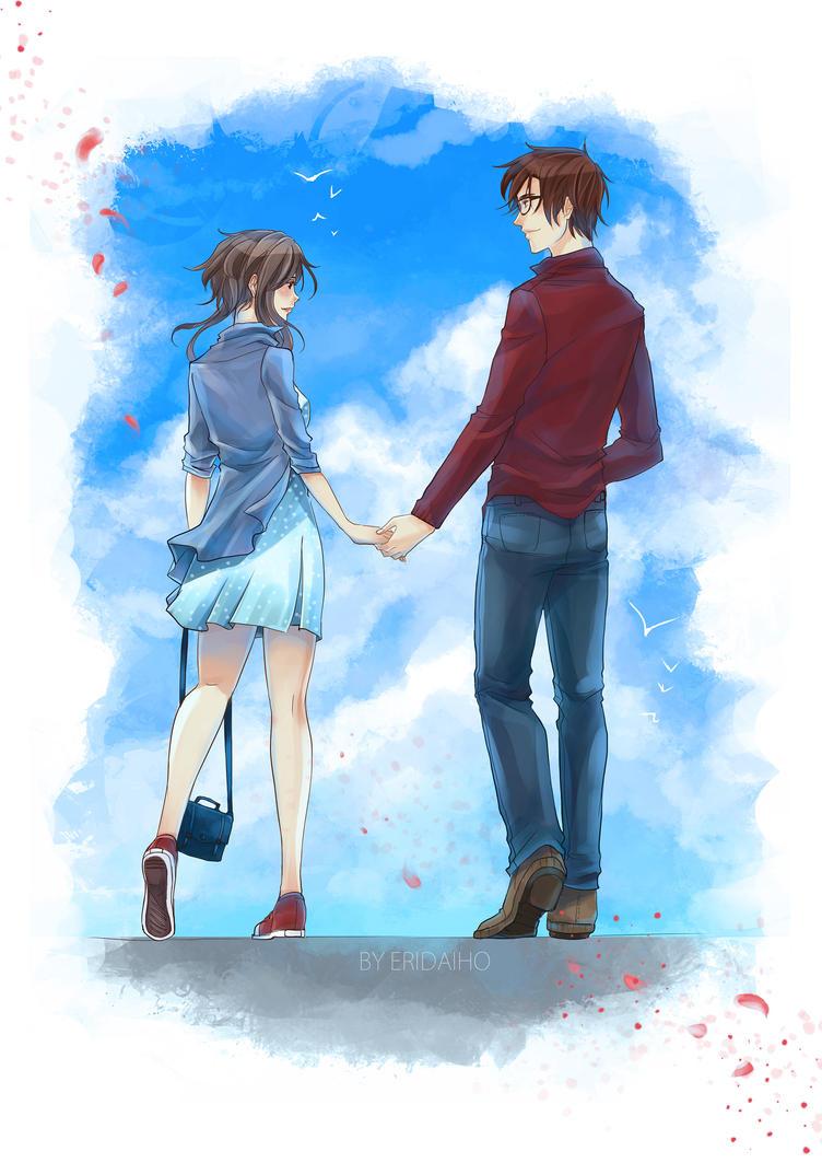Couple by EriDaiho