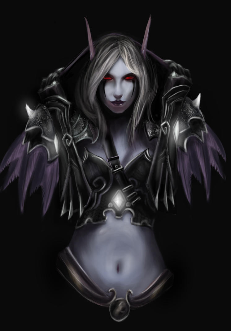 Windrunner smut nude picture