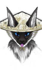 Nyarim Kittenstouch by NebulaDragon
