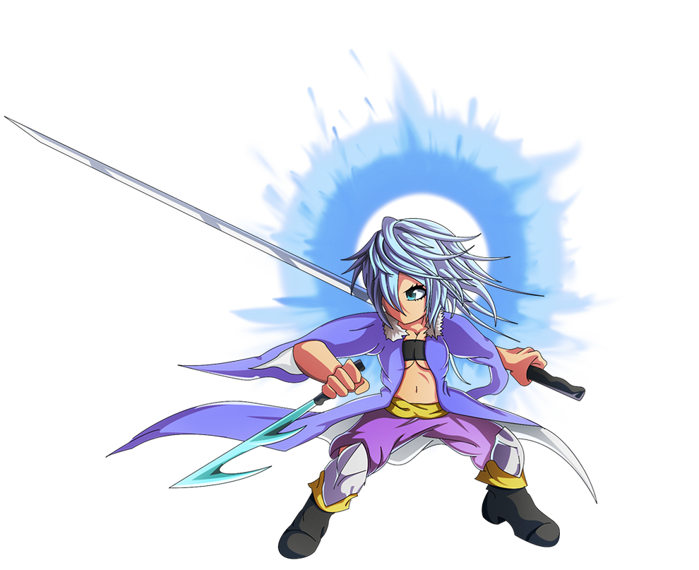 Brave Frontier Character Design Contest : Charlotte brave frontier unit design contest by