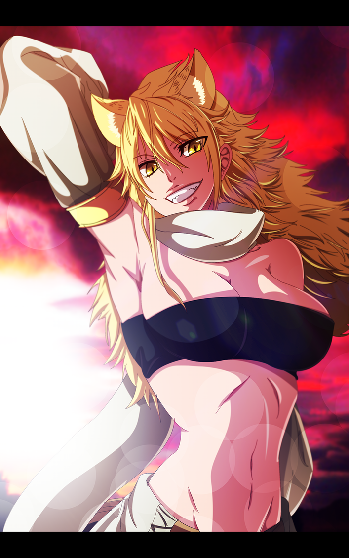 Akame ga Kill: Leone by Sensational-X