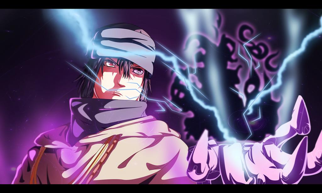 Naruto The Last: Sasuke Chidori by Sensational-X on DeviantArt