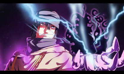 Naruto The Last: Sasuke Chidori