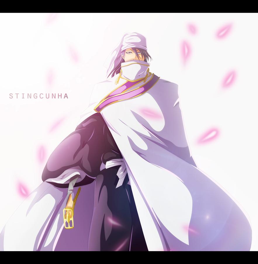 Byakuya Color by Sensational-X
