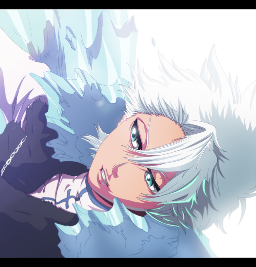 Bleach 659: Toshiro There will be frost by Sensational-X