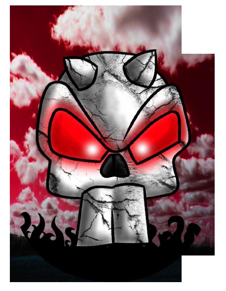 Evil Easter Egg by MasterJazzman