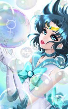Sailor Mercury|Ami Mizuno