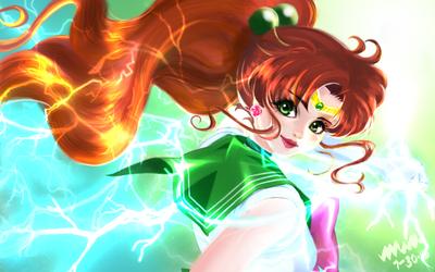 Sailor Jupiter|Makoto Kino by I-am-M-i-A