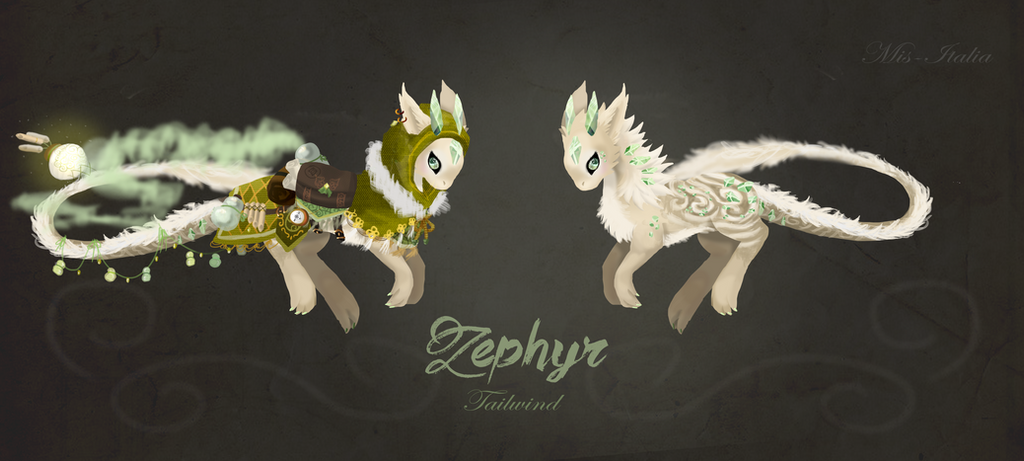Zephyr (MYO Aetherling contest entry) by Miss-Italia on ...