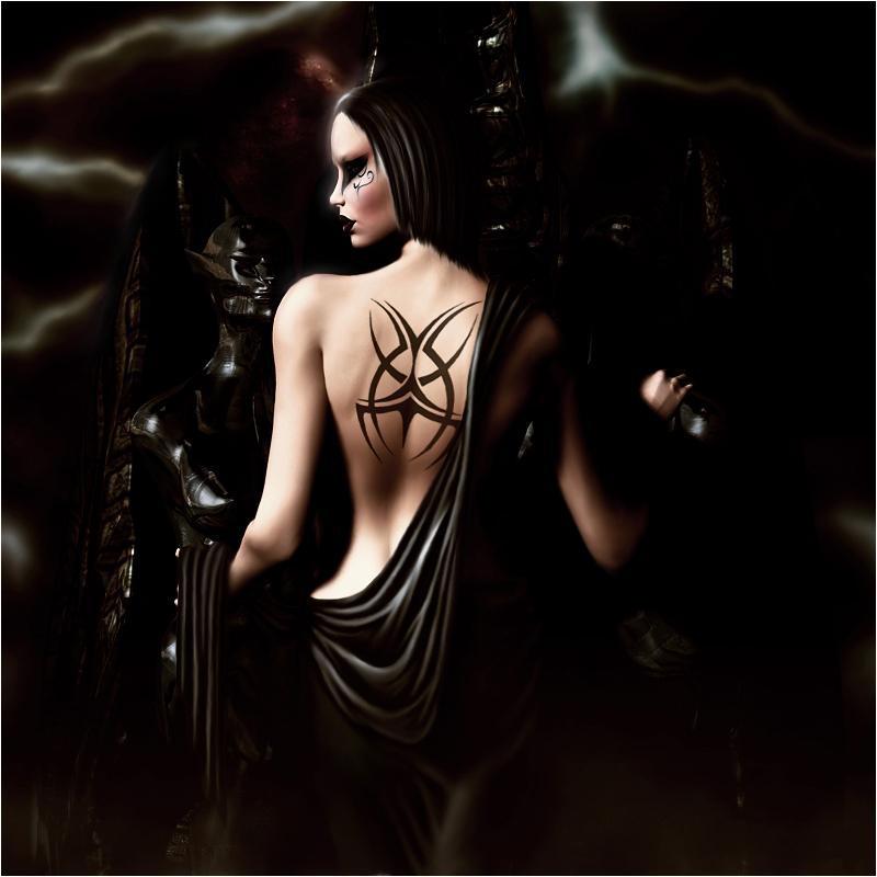 Clan des sombres guerrières dans Darkness dark_tatoo