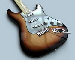 My Guitar by lispad