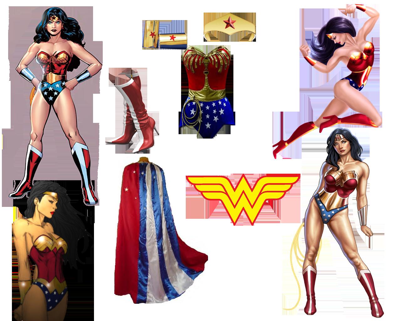 Wonder Woman PNG by CrimzonStar on DeviantArt