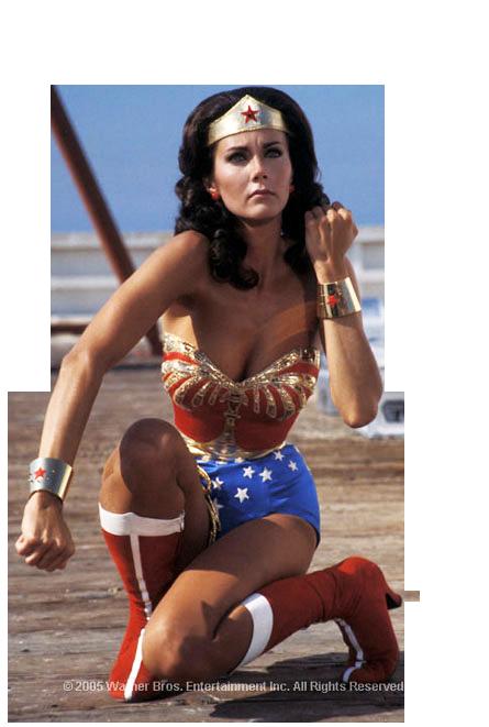 Wonder Woman by CrimzonStar