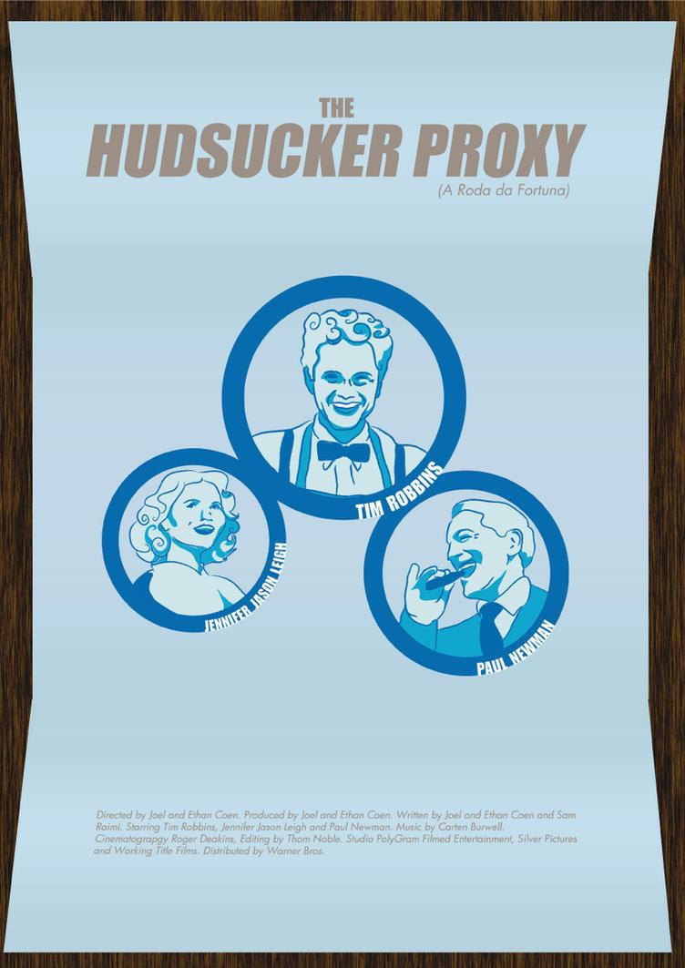 Poster - The Hudsucker Proxy by gabivthobias on DeviantArt