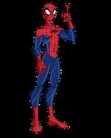 Marvel - Spiderman by BudTheArtGuy