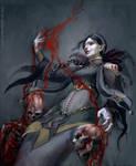 Commission: Necromancer