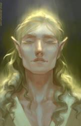 Elf by chirun