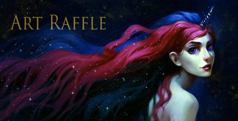 Art Raffle! by chirun